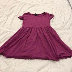 ASOS maternity skater dress